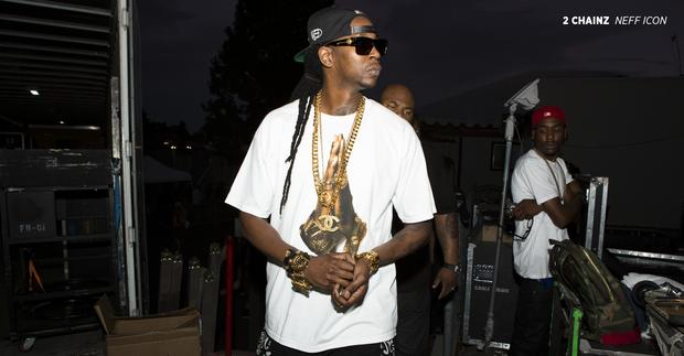 2 Chainz x Neff Collection