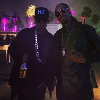 Snoop and Jay