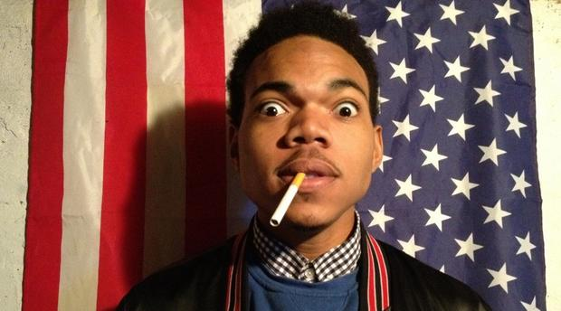 12. Chance the Rapper