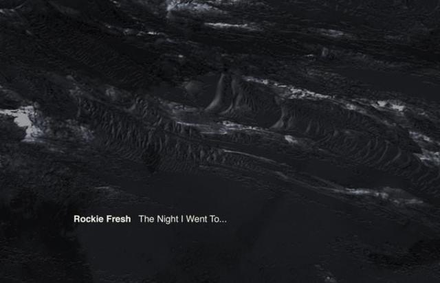 "Rockie Fresh's ""The Night I Went To..."" album cover"