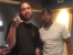 Post Malone Hits The Studio With Nelly