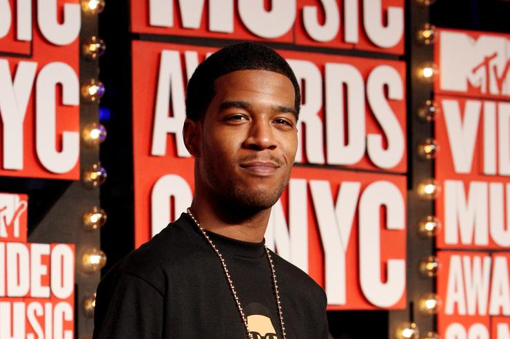 Kid Cudi at MTV Music Awards