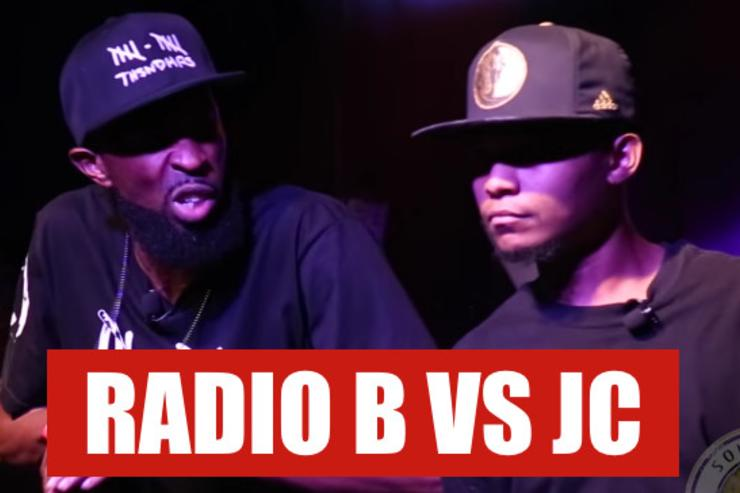 Radio B vs JC