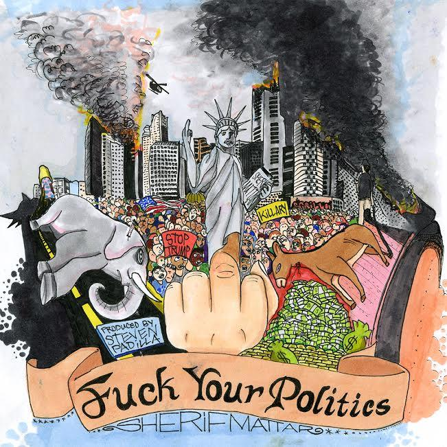 Sherif Mattar Fuck Your Politics MP3 Download