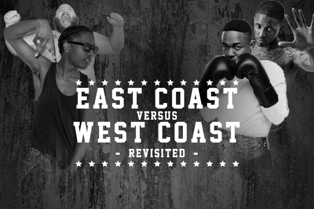 East Coast Vs. West Coast: Revisited